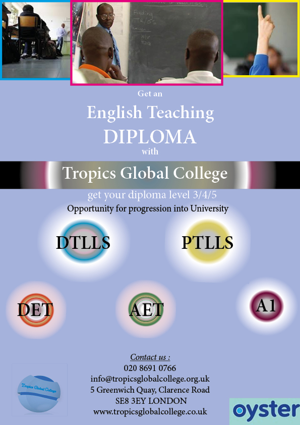 English teaching diploma