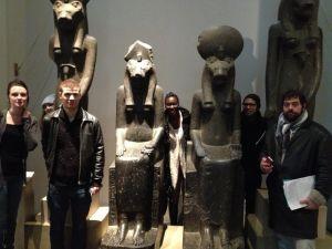 Tropics Global College British Museum March 2013 K