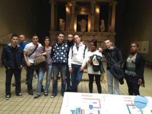 Tropics Global College British Museum September 2013 AI