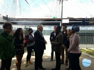 Tropics Global College Cutty Sark June 2014 AF