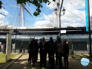 Tropics Global College Cutty Sark June 2014 AI