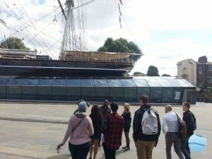 Tropics Global College Cutty Sark June 2014 Y
