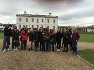Tropics Global College Greenwich  February 2015 AL