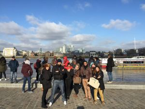 Tropics Global College Greenwich  February 2015 Y
