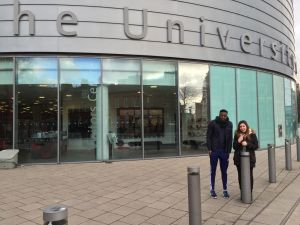 Tropics Global College Manchester Trip 2015 AH