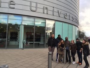 Tropics Global College Manchester Trip 2015 AI