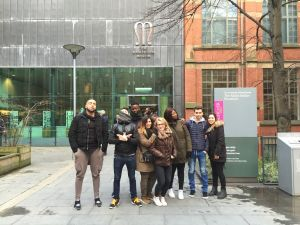 Tropics Global College Manchester Trip 2015 AJ