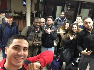 Tropics Global College Manchester Trip 2015 B