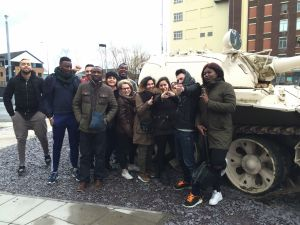 Tropics Global College Manchester Trip 2015 X