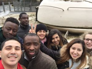Tropics Global College Manchester Trip 2015 Y
